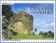 [The 500th Anniversary of Panama City, Typ AXZ]