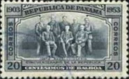 [Airmail - The 50th Anniversary of Panama Republic, type GF]