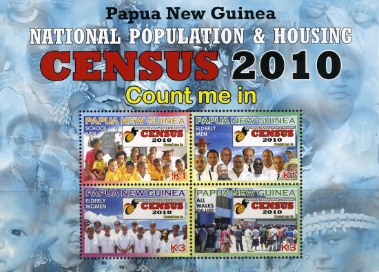 [National Population and Housing Cencus, type ]