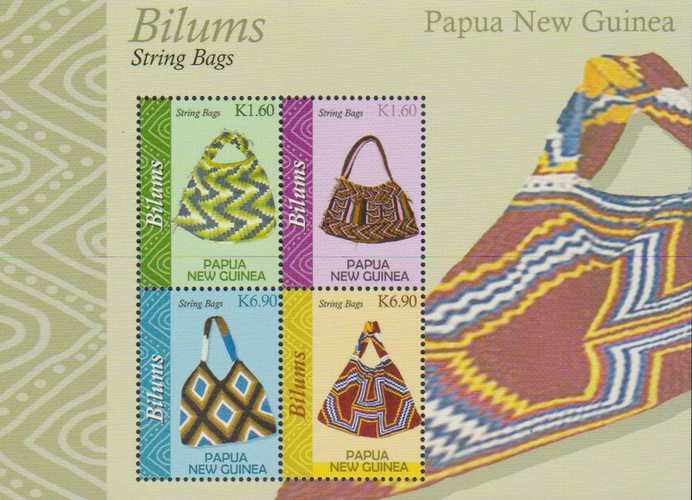 [Bilums - Traditional Bags, type ]