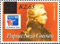 [Various Stamps Surcharged, type ADN1]