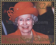 [The 50th Anniversary of Queen Elizabeth II's Accession, type AFR]