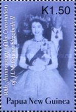 [The 50th Anniversary of the Coronation of Queen Elizabeth II, type AHO]
