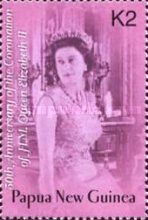 [The 50th Anniversary of the Coronation of Queen Elizabeth II, type AHP]
