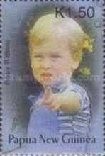 [The 21st Anniversary of the Birth of Prince William, type AIB]