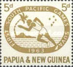 [The 1st Anniversary of the South Pacific Games - Suva, Fiji Islands, type AL]
