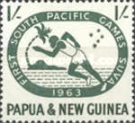 [The 1st Anniversary of the South Pacific Games - Suva, Fiji Islands, type AL1]