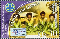 [The 100th Anniversary of Girlguiding, type BBM]