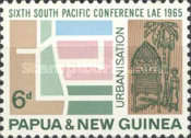 [The 6th Anniversary of the South Pacific Conference, type BL]