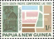 [The 6th Anniversary of the South Pacific Conference, type BM]
