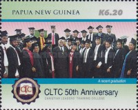[The 50th Anniversary of the CLTC - Christian Leaders Traditional College, type BUV]