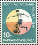 [South Pacific Games - Noumea, New Caledonia, type CH]