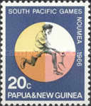 [South Pacific Games - Noumea, New Caledonia, type CI]
