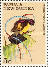 [Fauna Conservation - Birds of Paradise, type FD]