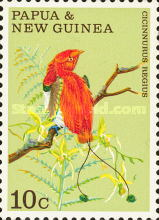 [Fauna Conservation - Birds of Paradise, type FE]