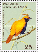 [Fauna Conservation - Birds of Paradise, type FG]