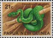 [Fauna Conservation - Reptiles, type GW]
