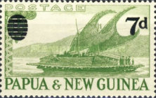[Issues of 1952 Surcharged, type L1]