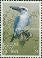 [Kingfishers, type NT]