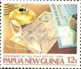 [The 100th Anniversary of the Papua New Guinea Post Office, type RP]