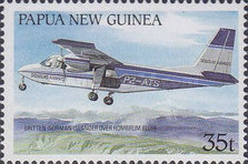 [Aircrafts in Papua New Guinea, type TM]