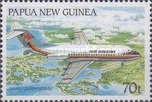 [Aircrafts in Papua New Guinea, type TO]