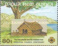 [The 100th Anniversary of the Anglican Church in Papua New Guinea, type WQ]