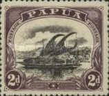 [Postage Stamps of 1907-1910 Perforated