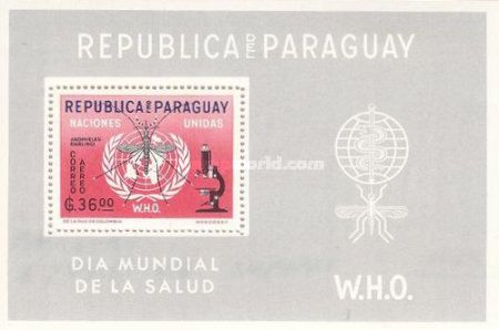 [Airmail - Fight Against Malaria, Typ ]