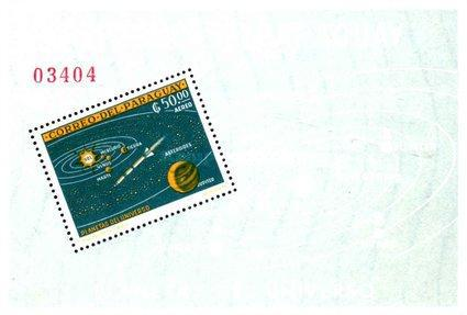 [Airmail - The Solar System, Typ ]