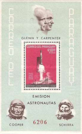 [Airmail - Space Travel, Typ ]