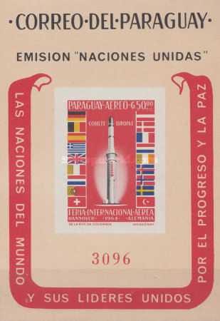 [Airmail - United Nations Organization, Typ ]