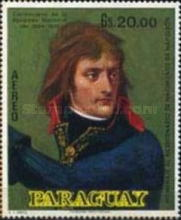 [Airmail - The 200th Anniversary of the Birth of Napoleon I, 1769-1821, Typ ]