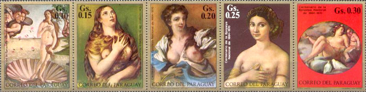 [Paintings of Italian Masters and Paintings of the National Museum of Asuncion, Typ ]