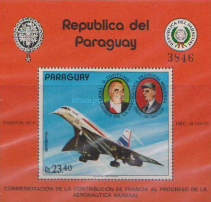 [Airmail - France's Contribution to Civil Aviation and Space Research, type ]