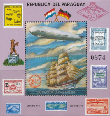 [Airmail - International Airmail Exhibition