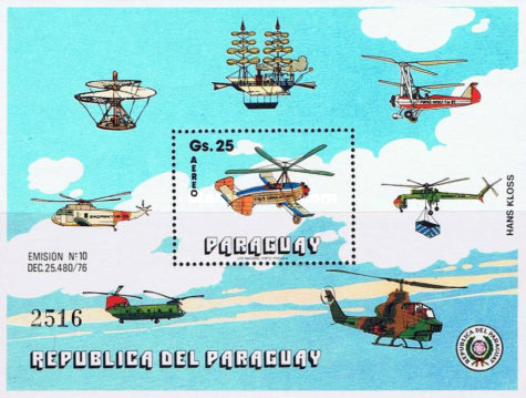 [Airmail - History of Aviation, Typ ]