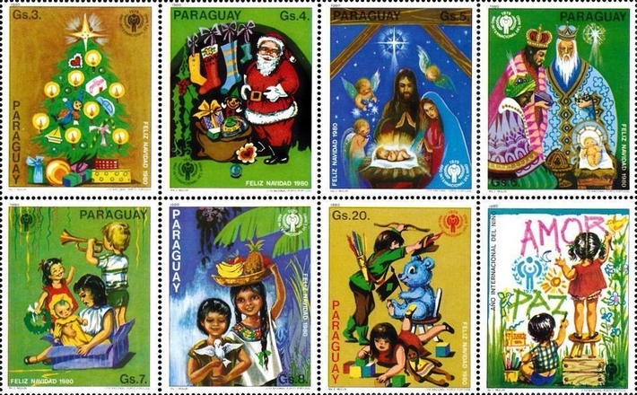 [Christmas and International Year of the Child, type ]