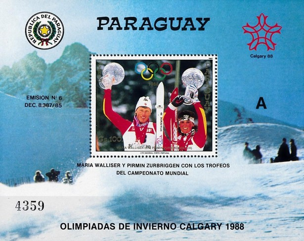 [Winter Olympic Games - Calgary, Canada, type ]
