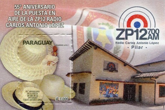 [The 55th >Anniversary of the Radio Carlos Antonio López, Typ ]