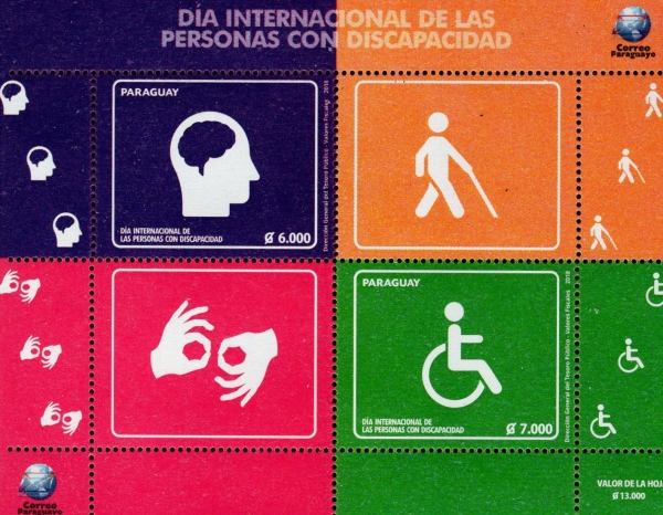[International Day of Disabled Persons, Typ ]