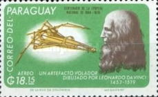 [Airmail - Italian Contribution to Space Exploration, Typ AAK1]