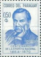 [The 50th Anniversary of the Death of Ruben Dario, Poet, 1867-1916, Typ AAT]