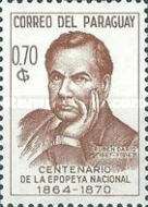 [The 50th Anniversary of the Death of Ruben Dario, Poet, 1867-1916, Typ AAT1]