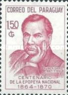 [The 50th Anniversary of the Death of Ruben Dario, Poet, 1867-1916, Typ AAT2]