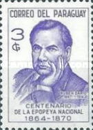 [The 50th Anniversary of the Death of Ruben Dario, Poet, 1867-1916, Typ AAT3]