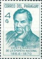 [The 50th Anniversary of the Death of Ruben Dario, Poet, 1867-1916, Typ AAT4]