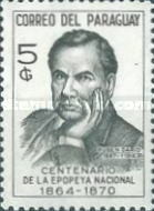 [The 50th Anniversary of the Death of Ruben Dario, Poet, 1867-1916, Typ AAT5]