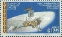 [Airmail - Exploration of the Moon, Typ AAX1]