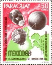 [Airmail - Events of 1968, Typ AGS]